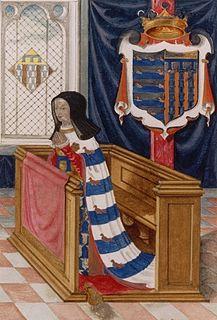 Marie de St Pol Foundress of Pembroke College, Cambridge