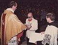 Mario Voltolina insignito dell'onorificenza di Commendatore.jpg