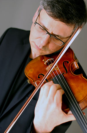 Jazz violin -  jazz violinist Mark Feldman