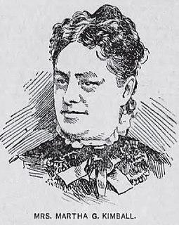 Martha Kimball