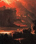 Martin, John - Sadak in Search of the Waters of Oblivion - 1812.jpg