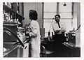 Martin Rodbell and Ann Butler Jones at NIH, circa 1963-1964.jpg