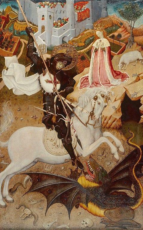 http://upload.wikimedia.org/wikipedia/commons/thumb/b/b9/Martorell_-_Sant_Jordi.jpg/478px-Martorell_-_Sant_Jordi.jpg