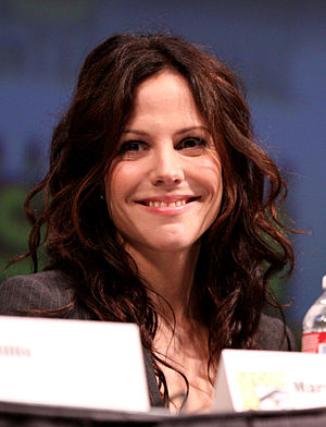Mary-Louise Parker - Parker at the San Diego Comic-Con in July 2010