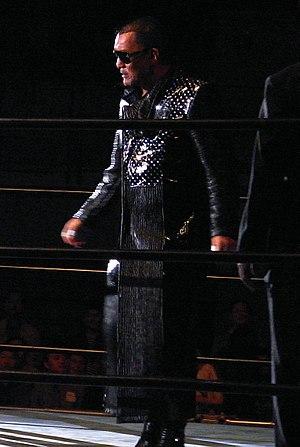Masahiro Chono - Chono in November 2010