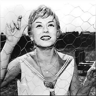 Giulietta Masina - Masina in Nights of Cabiria, 1957