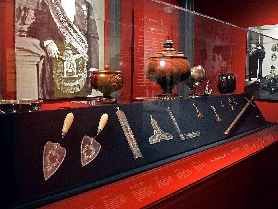 Masonic Tools Iolani Palace