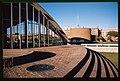 Massachusetts Institute of Technology, Kresge Auditorium and Chapel, Cambridge, Massachusetts, 1950-55. Auditorium detail - 00245v.jpg