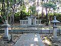 Matsudaira Sadakatsu's Grave in Kuwana.jpg