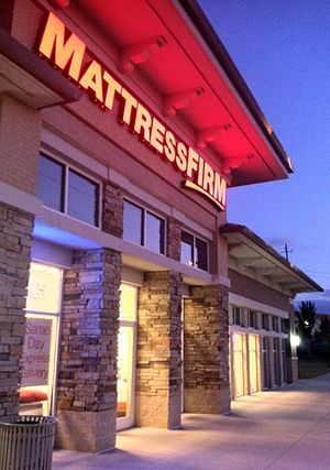 Mattress Firm - Image: Matt Firm