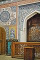 Mausolée de Qassim-ibn-Abbas (Shah-i-Zinda, Samarcande) (6009960822).jpg