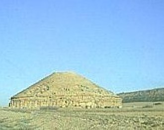 Chaoui people -  Madghacen, the burial of Numidias kings