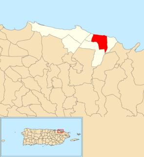Medianía Baja Barrio of Loíza, Puerto Rico