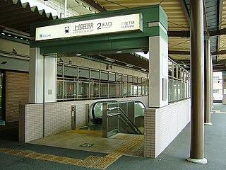 Kamiiida Line