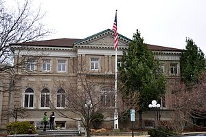 Melrose Public Library - Image: Melrose MA Public Library