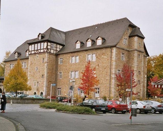 Schloss Melsungen