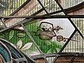Melton Mowbray, St Mary's church, window detail (45778046302).jpg