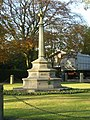 Memorial, Holt Green, Aughton - geograph.org.uk - 1575213.jpg