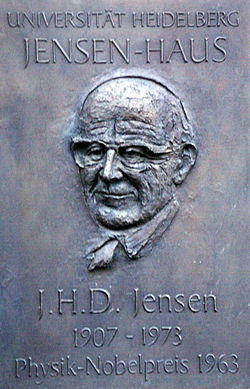 Memorial Plaque, Heidelberg Institute for Theoretical Physics, Philosophenweg 16.jpg