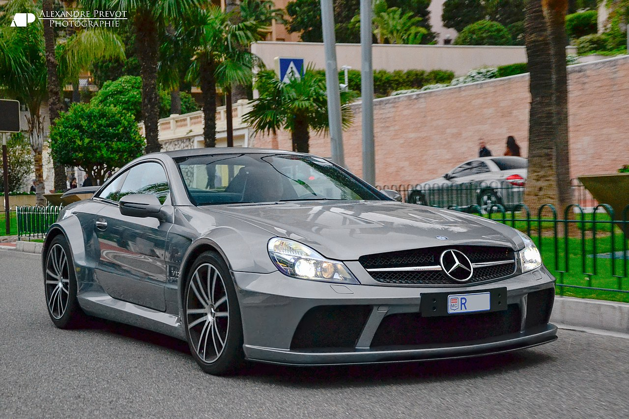 file mercedes benz sl65 amg black series 8693781988 jpg wikimedia commons. Black Bedroom Furniture Sets. Home Design Ideas