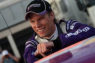 Peter van Merksteijn Jr. Dutch racing driver
