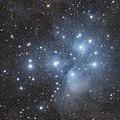 Messier 45 - The Pleiades - Flickr - gjdonatiello.jpg