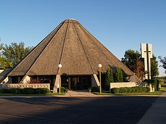 Thief River Falls, Minnesota - United Methodist Church, downtown