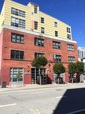 Consulate General of Mexico, San Francisco - Mexican Consulate-General in San Francisco