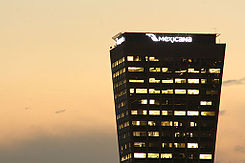 Torre axa m xico wikipedia la enciclopedia libre for Oficinas de axa