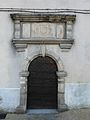 Mialet (Dordogne) porte ancienne.JPG