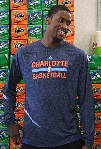 Michael Kidd-Gilchrist - Kidd-Gilchrist in October 2012