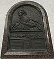 Michal Kleofas Oginski plaque, Maladzechna.jpg