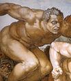 Michelangelo, giudizio universale, dettagli 39.jpg