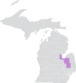 Michigan Senate District 31 (2010).png