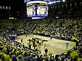 Michigan State vs. Michigan men's basketball 2013 14 (timeout).jpg