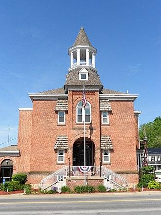 Middleburg, Pennsylvania - Borough Hall