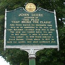 John Deere Inventor Wikipedia