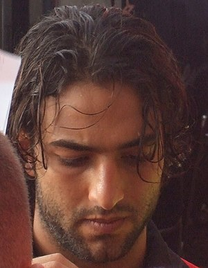 Mido (footballer) - Mido in 2008