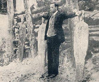 Miguel Pro - Image: Miguel Pro's execution (1927)