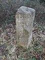 Milestone beside A3, Bramshott Common, Hampshire 02.jpg