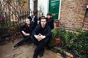 Milestones (British band) - Image: Milestones (band, UK) 2016