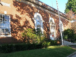 United States Post Office–Milford Main United States historic place