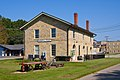 Mineral Point Railroad Depot 20100829.jpg
