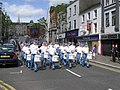 Mini parade, Omagh (11) - geograph.org.uk - 1397810.jpg