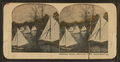 Miniature yachts, Fairmount Park, Philadelphia, from Robert N. Dennis collection of stereoscopic views.png