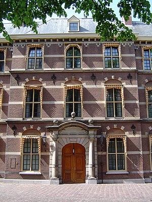 Ministry of General Affairs (Netherlands) - Image: Ministerie Algemene Zaken Binnenhof