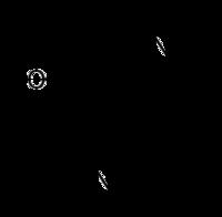 Struktur von 4-HO-MiPT