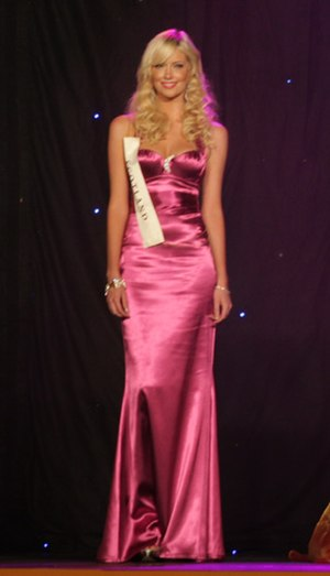 Miss Scotland - Stephanie Willemse, Miss Scotland 2008