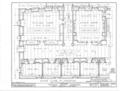 Mission Santa Barbara, 2201 Laguna Street, Santa Barbara, Santa Barbara County, CA HABS CAL,42-SANBA,5- (sheet 16 of 30).png