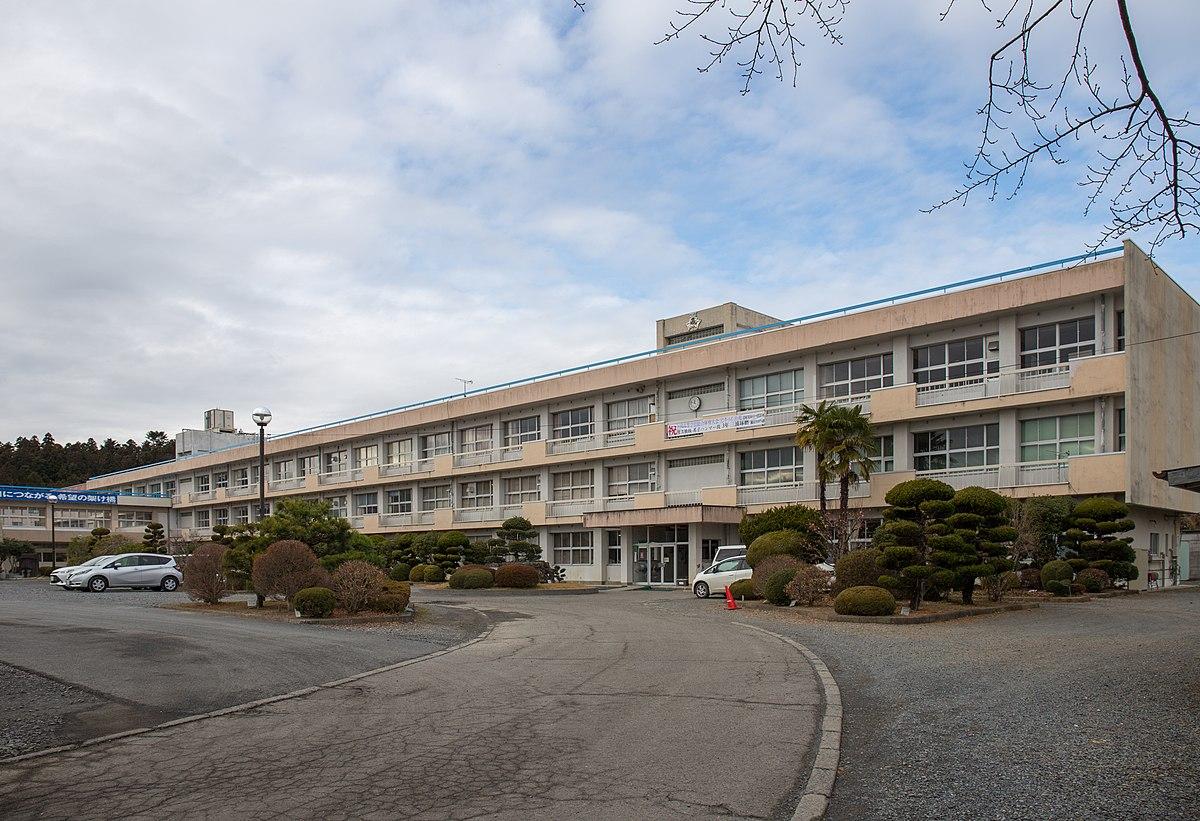 志津川高等学校